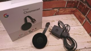 chromecast表紙画像