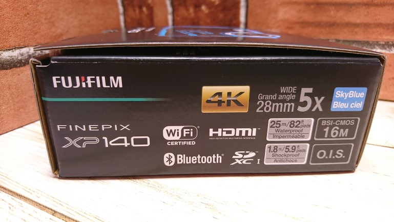 finepix-xp140箱