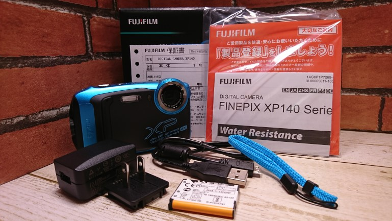 finepix-xp140 付属品