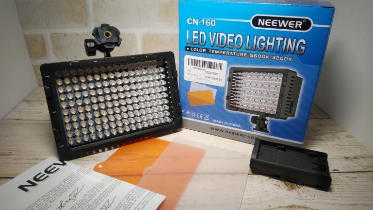 LEDライト 同梱品
