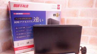 BUFFALO NAS LS510D0201G アイキャッチ