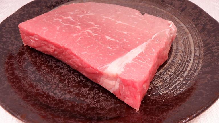 牛ブロック肉 300gほど