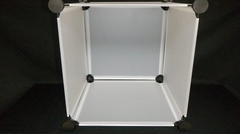 フリーマルチパネルで撮影用ボックスを作る
