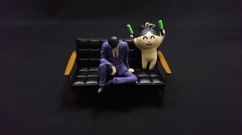 毛利小五郎 いらすとや猫