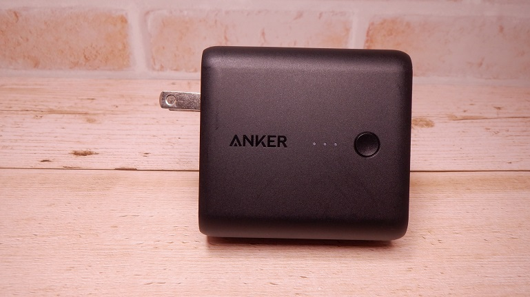 Anker PowerCore Fusion 5000 正面