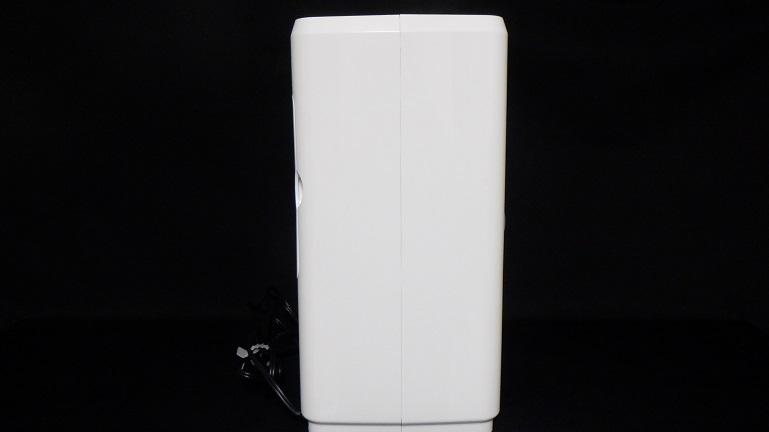 ダイニチ加湿器HD3016E4の側面