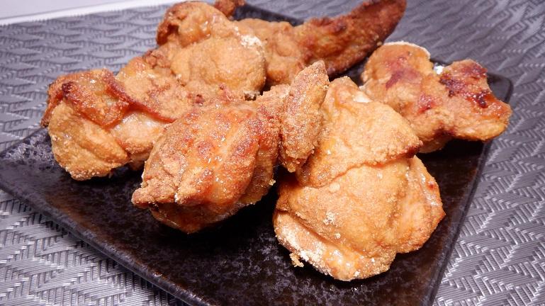 唐揚げ&鶏焼き7