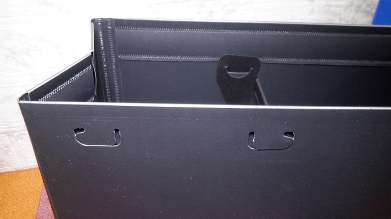 フリード コンソールボックス ゴミ袋取り付けれる
