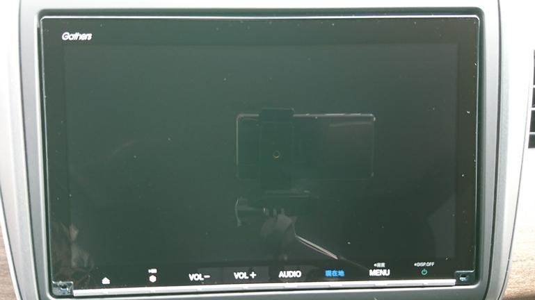 新型フリード 純正ナビ VXM-207VFNi 1