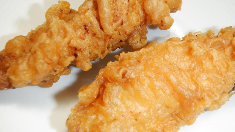 KFC 加熱前