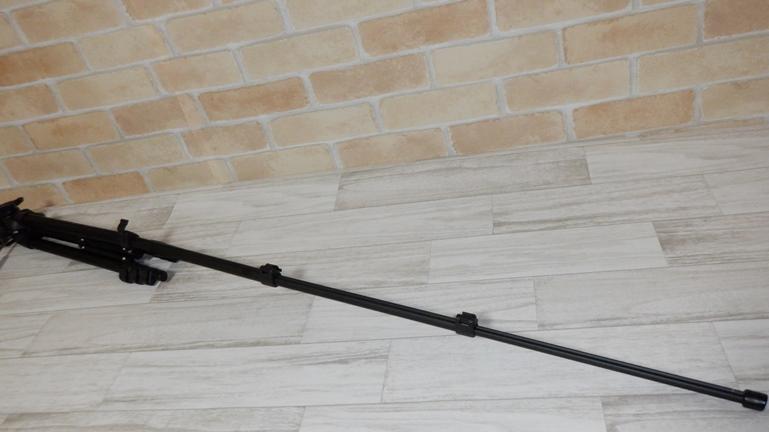 三脚 HAKUBA W-312 脚4段伸ばす