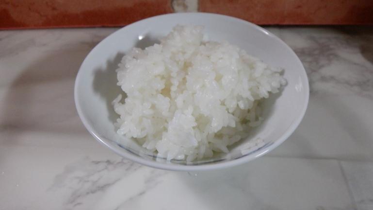 業務スーパー炒飯1