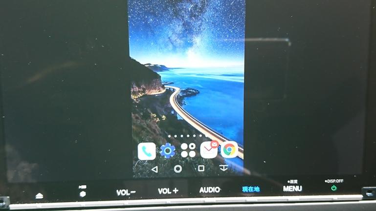 フリード HDMI スマホ画面ミラーリング