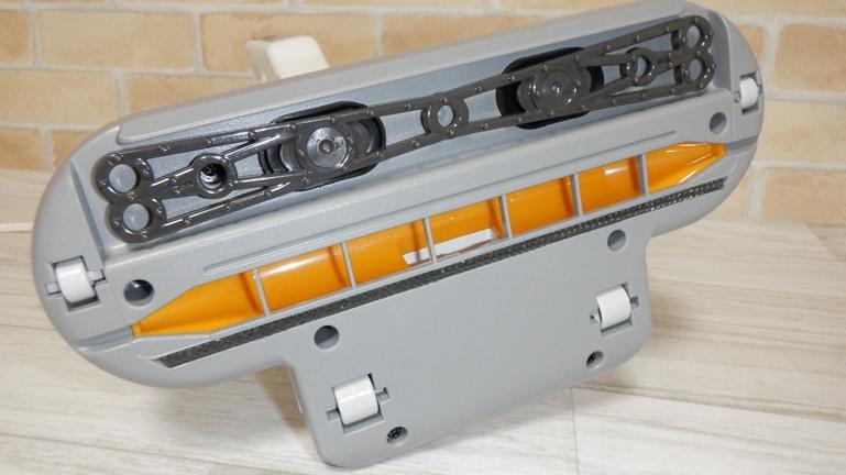 アイリスオーヤマふとんクリーナー IC-FAC3 超ワイドたたきパッド