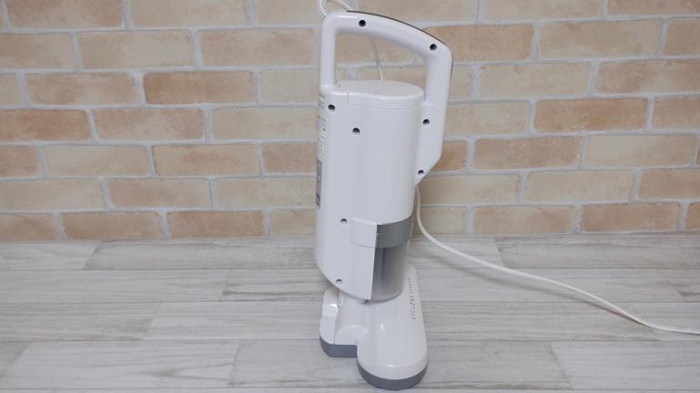 アイリスオーヤマふとんクリーナー IC-FAC3 側面