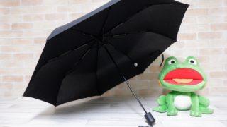 ユニクロ 折り畳み傘 アイキャッチ