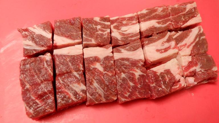 ホットクック カレー 牛肉