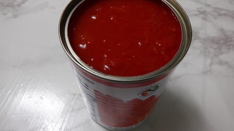 ホットクック 無水カレー トマト缶