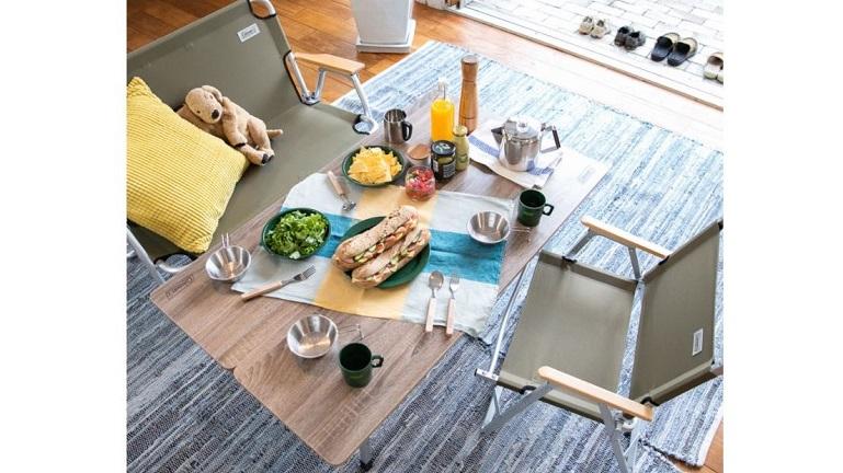 コールマン テーブル メーカーオンラインショップ画像