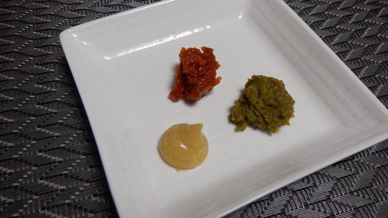 ホットクック おでん からし かんずり 柚子胡椒