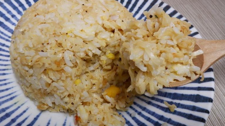 カップヌードル 塩 sio 炒飯 チャーハン ホットクック17