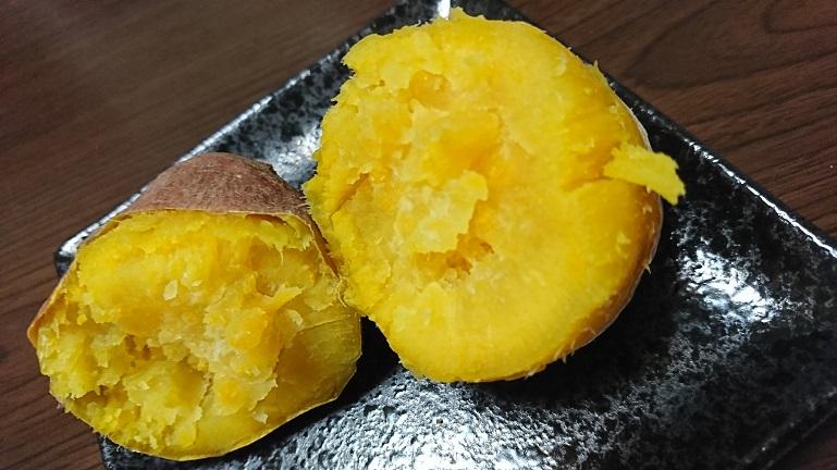 カラーラ 焼き芋 品種不明