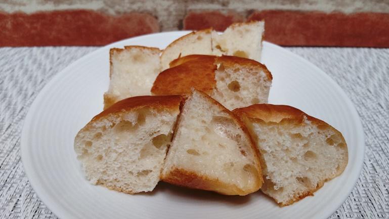 チーズフォンデュ パン