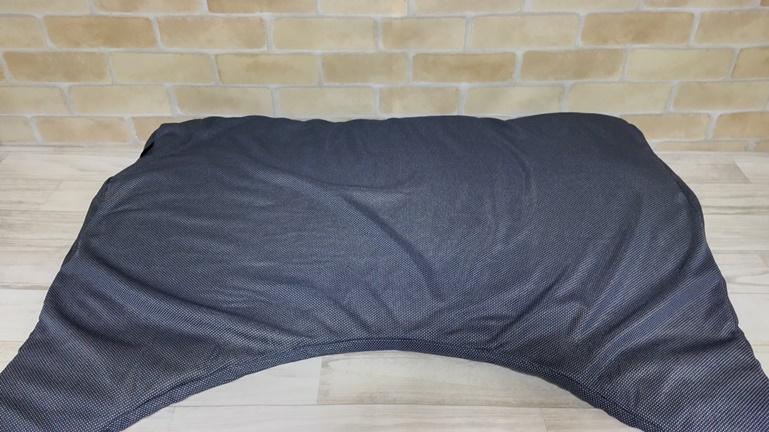 枕 エム―ルボディアッパーピロー2 本体
