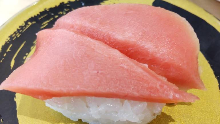 はま寿司 本鮪上赤身