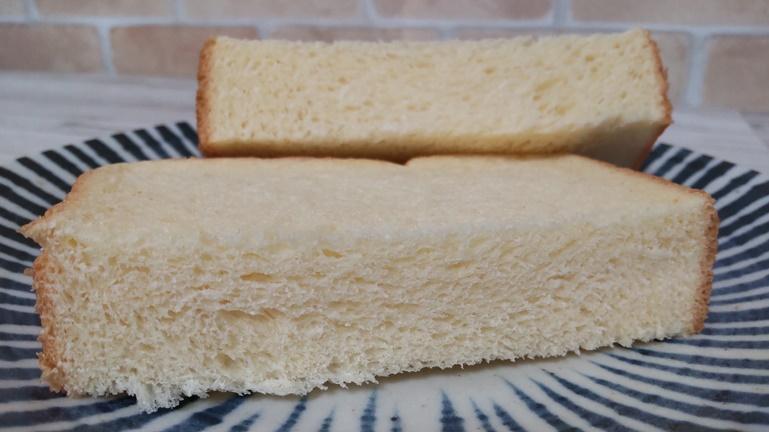 モスバーガー 食パン 半分に切る