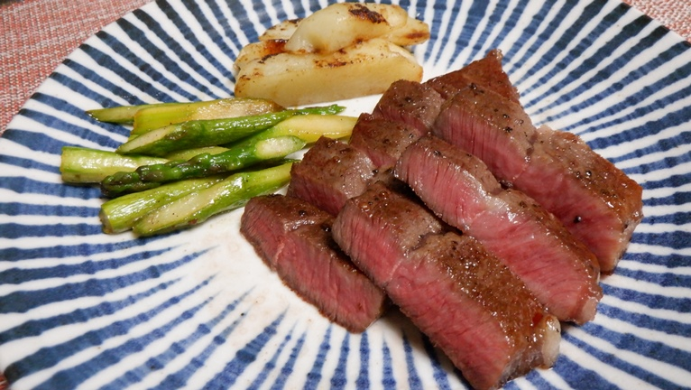 ホットクック 低温調理 ステーキ 高級肉 激安肉25