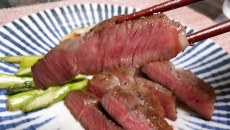 ホットクック 低温調理 ステーキ 高級肉 激安肉26